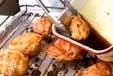 鶏の照焼きチーズのせの作り方2