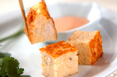 ふわふわタラのフライパン焼きの作り方3