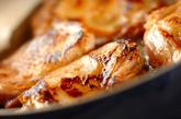 鶏の梅照り焼き丼の作り方1
