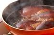五穀米入りイカ飯の作り方2