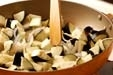 ナスのソテーサラダの作り方1