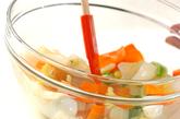 白菜のマリネの作り方2