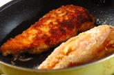 鶏肉のみそチーズ焼きの作り方3