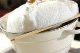 アサリ入り茶碗蒸しの作り方3