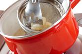 甘酒ぜんざいの作り方2