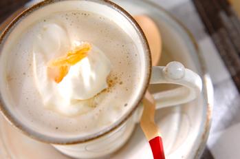 ホワイトキュラソーコーヒー
