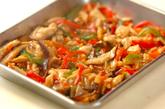 鶏ささみのパリパリ春巻きの作り方2