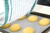 メロンパンの作り方18