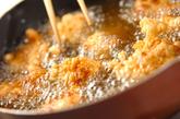 鶏肉いろいろ揚げの作り方4