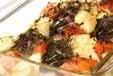 サバのハーブ焼きの作り方3