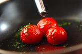 焼きプチトマトの作り方2