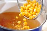 レタスの中華スープの作り方1
