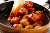 甘酢あんの肉団子の作り方3