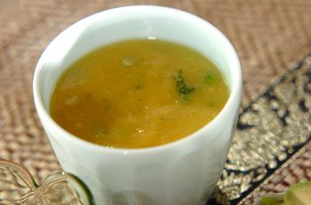 簡単コーンスープ