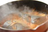 サバの韓国煮の作り方2