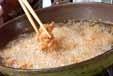 揚げ鶏とたっぷりモヤシの作り方3