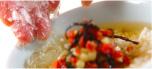 梅昆布の冷茶漬けの作り方2