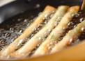 芹菜春巻き(チンツァイ チュンヂュアン)の作り方5