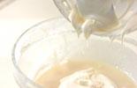 ヨーグルトハチミツムースの作り方3