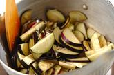 ナスとジャコのサッと煮の作り方1