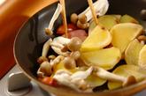 ジャガイモの炒め物の作り方3
