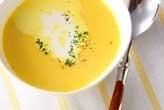 ニンジンスープ