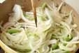 ホタテの炒め物の作り方2