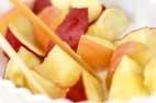 リンゴとお芋のはちみつの作り方2