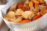 さつま揚げと根菜の煮物の作り方3