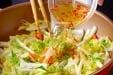 白菜のピリッと甘酢炒めの作り方1