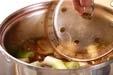 イワシの煮付けの作り方2