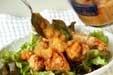 揚げ鶏のおろしがけの作り方3