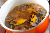 焼きカボチャのみそ汁の作り方2