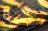 焼きカボチャのみそ汁の作り方1