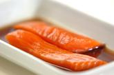 鮭のゴマ焼きの作り方1