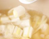 サツマイモのポタージュの作り方2
