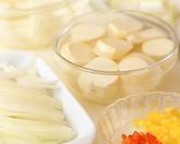 サツマイモのポタージュの作り方1