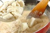 里芋のニョッキの作り方4