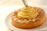 イチゴのダクワーズケーキの作り方8