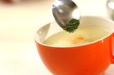 サツマイモのポタージュスープの作り方2