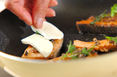 サーモンのチーズソテーの作り方3