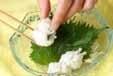 ハモの落とし・梅肉ダレの作り方2