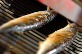 サンマの塩焼きの作り方1