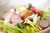 ツナと海藻のサラダ