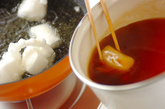 揚げ餅のあんかけの作り方3