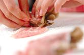 マイタケの豚肉巻きの作り方1
