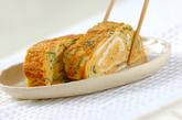 ピリ辛卵焼きの作り方3