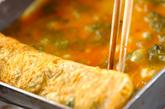 ピリ辛卵焼きの作り方2