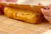カニ入り卵焼きの作り方3
