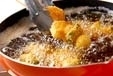 鮭串フライの作り方2